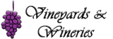 Vineyards and Wineries for Sale Logo